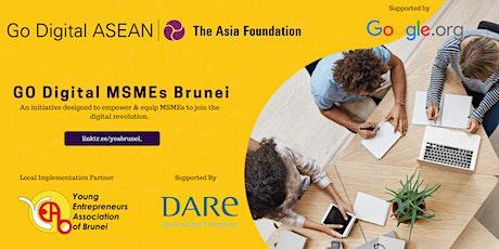 Go Digital MSME Series 34: Zero Cost Marketing tickets