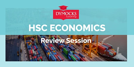 Two week intensive - HSC Economics  - Full Year Review tickets