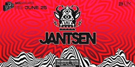 Jantsen tickets