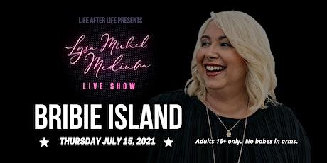 Bribie Island - Lysa Michel Medium tickets