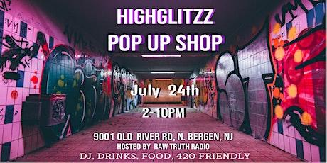 HighGlitzz Pop Up Shop tickets