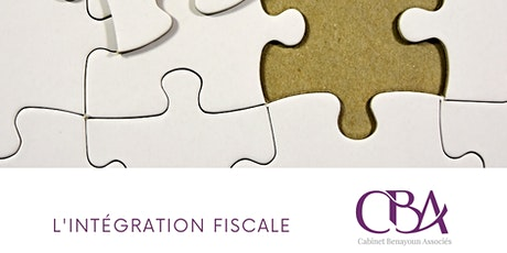 L'intégration fiscale billets