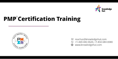 Project Management Professional Certification (PMP®) in Newyork tickets