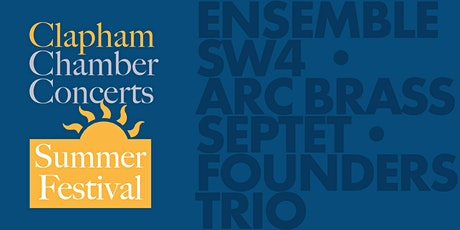 Clapham Chamber Concerts Summer Festival tickets