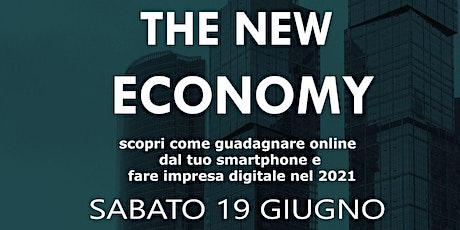 The New Economy biglietti