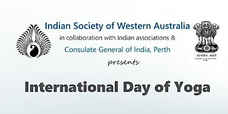 International Day of Yoga Event ( ISWA & CGI - South Perth) tickets