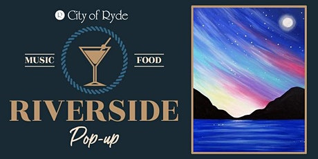 """Paint and Sip Workshop - Sunday (""""Nights Sky"""" Alcohol Free Session) tickets"""