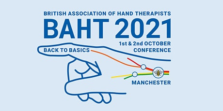 BAHT Hybrid Conference Manchester 2021 tickets