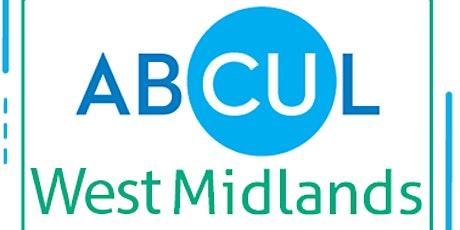 ABCUL West Midlands  Forum Meeting tickets