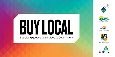 Buy Local - Supplying Goods and Services to Government tickets
