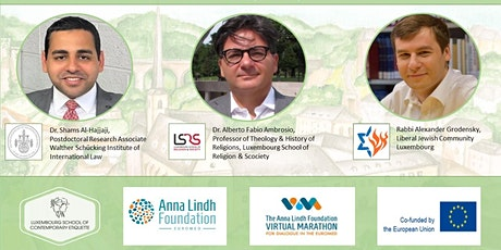 Panel discussion - Inter-Faith Dialogue: Common Values & Traditions tickets
