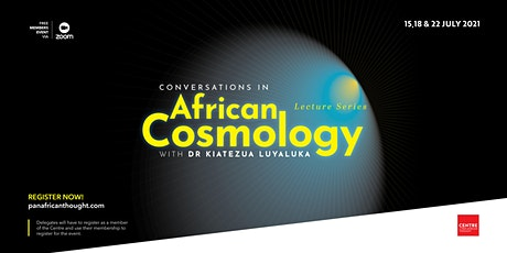 Conversations in African Cosmology tickets