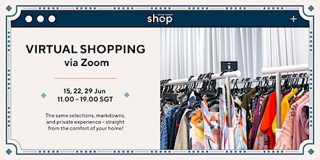 Virtual Shopping tickets
