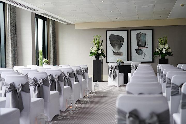 Aviator Farnborough Luxury Wedding Show image