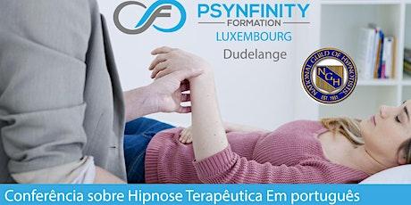 Conferência sobre Hipnose Terapêutica billets