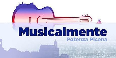 Musicalmente - Dolcenera piano e voce biglietti