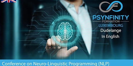 Conference on Neuro-Linguistic Programming (NLP) billets