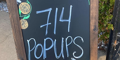 714 POP UPS 4th of July Shopping Event tickets