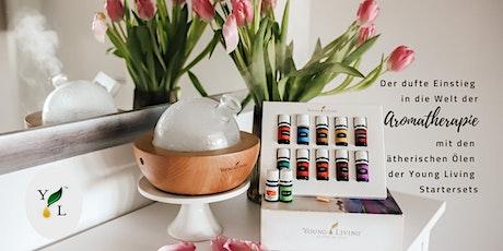 Sommerlich-dufter Einstieg in die Welt der Aromatherapie: das YL-Starterset Tickets