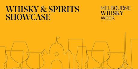 Melbourne Whisky Weeks: Whiskey & Spirit Showcase tickets