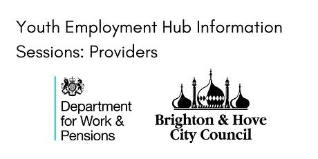 Youth Employment Hub Information Session: Providers tickets