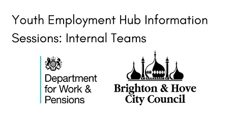 Youth Employment Hub Information Session: Internal Teams tickets