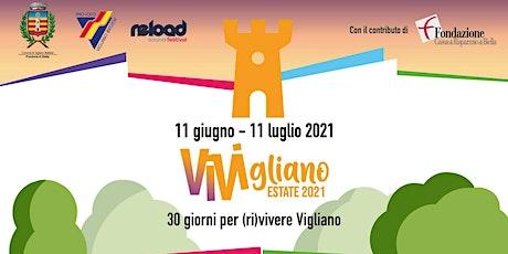 DanielMas live a ViVigliano2021 biglietti