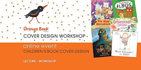 Orange Beak Picture Book Online Cover Design Workshop tickets