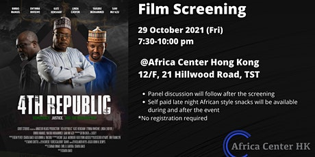 Film Screening | 4th Republic tickets
