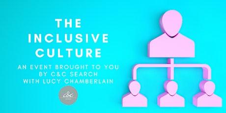 The Inclusive Culture tickets