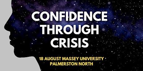 Confidence Through Crisis tickets