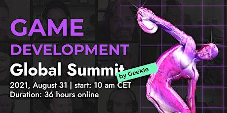 GAME DEVELOPMENT Global Summit tickets