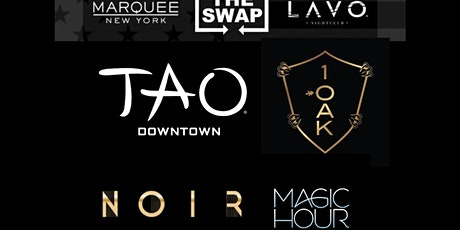 PARTY AT THE HOTTEST NIGHT CLUBS IN NYC tickets