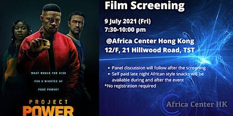 Film Screening | Project Power tickets