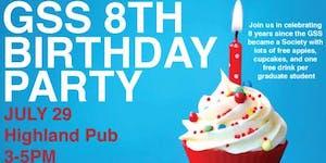 GSS 8th Birthday