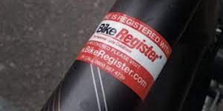 Bike Registration  - Downshire Estate, Downpatrick tickets