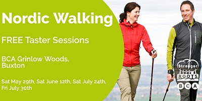 Nordic walking taster session