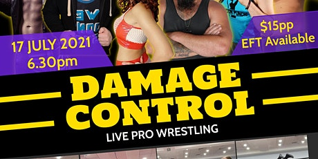 DAMAGE CONTROL tickets