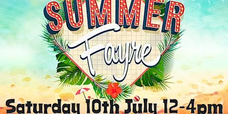 Summer Fayre tickets