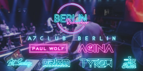 Berlin Radioshow @ A7 Club Berlin tickets
