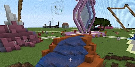 Feriencamp Minecraft: Baue die Stadt der Zukunft!  12.07. - 14.07.2021 Tickets