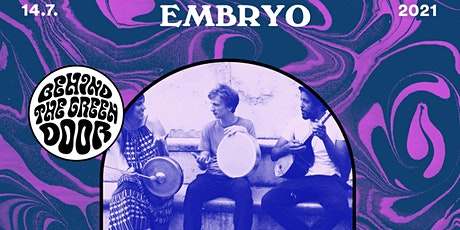 Embryo - LP Release Show Tickets