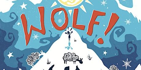 Kitchen Zoo presents Wolf! tickets