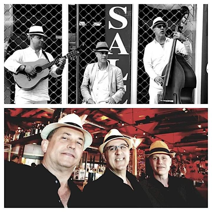 Afbeelding van North Sea Jazz Round Town: Lucio Garcia trio Cuban Soul
