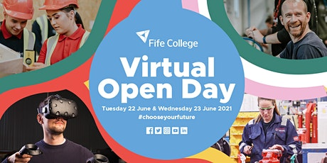 Virtual Open Day - Engineering tickets