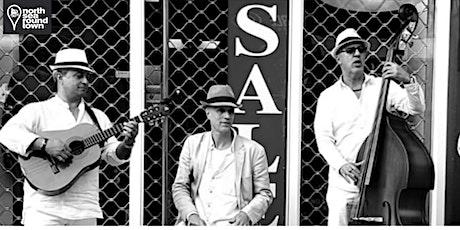 North Sea Jazz Round Town: Lucio Garcia trio Cuban Soul tickets