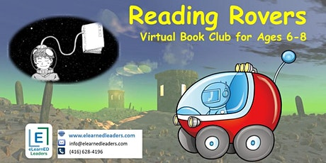 Reading Rovers - Book Club for Ages 6-8 (4 sessions) tickets