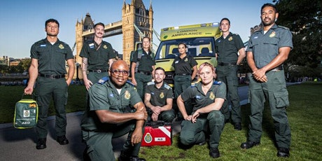 Get Started with London Ambulance Service NHS Trust tickets