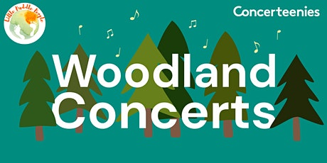 Woodland Concerts | 16th August: We're Going On a Bear Hunt! tickets