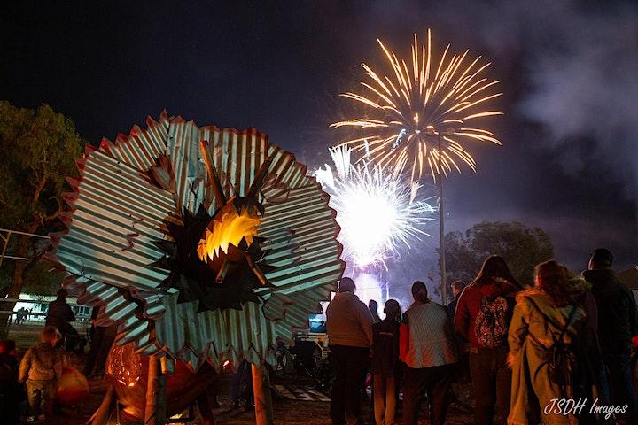 Killarney Bonfire Night 2021 image